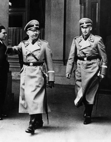 Оккультизм Третьего Рейха