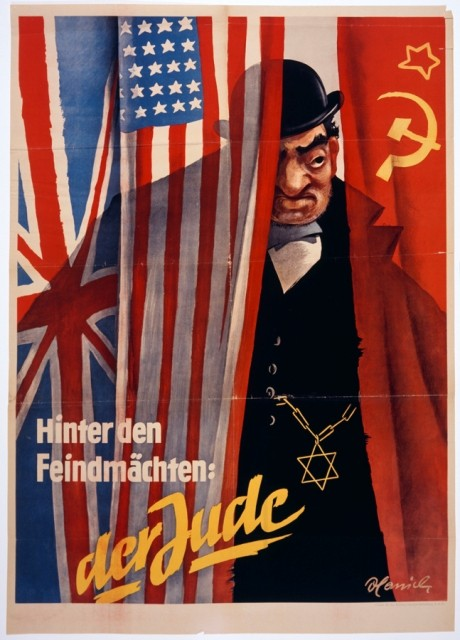 фашизм и теории заговора