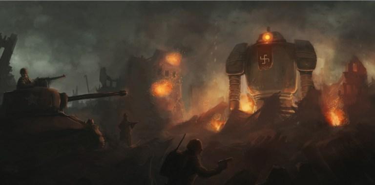 нацисты фантастика
