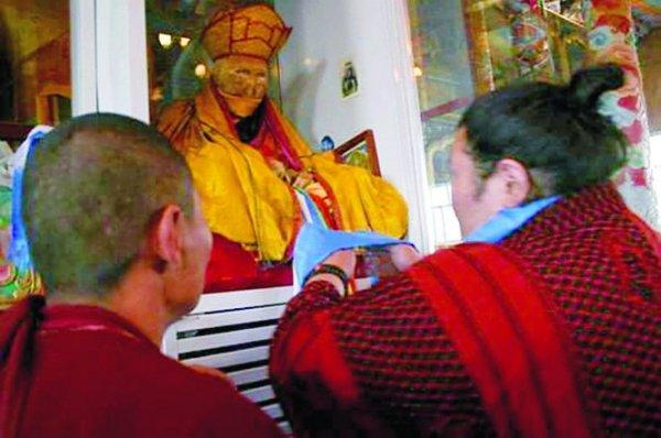 Бурятский Лама Итигэлов замедлил время 🙏