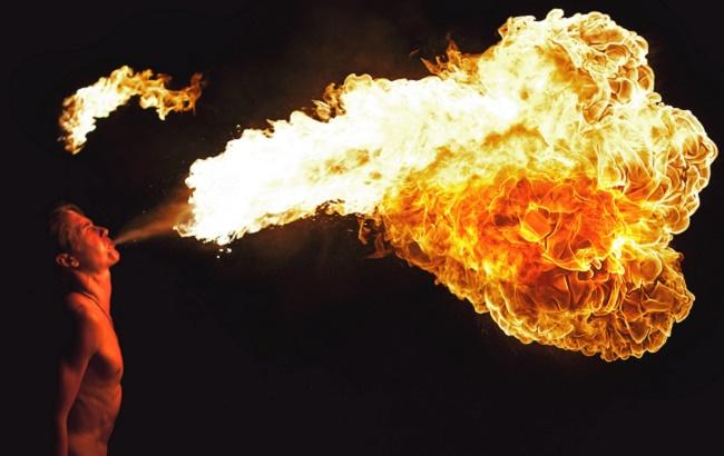 Огонь друг огонь враг. Загадочные происшествия