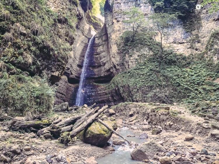 Чегемское ущелье Кабардино-Балкария. Загадки склепов