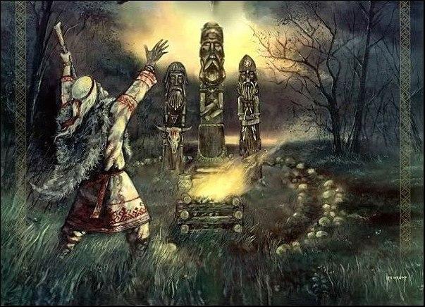 Кельты друиды предки славянских волхвов?