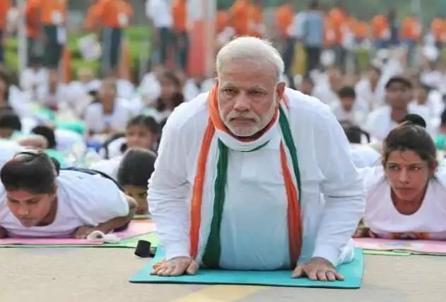 Йога Индия - государственная гимнастика. Обзор ашрама