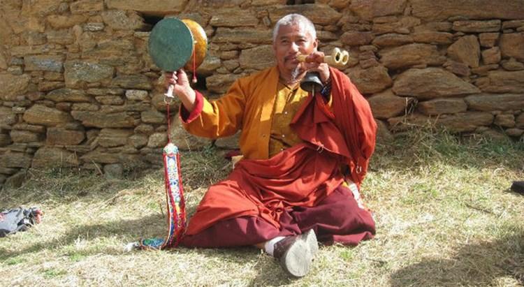 Чод - тибетская практика подчинения вредоносных духов в России