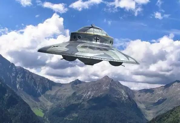 Тайны рейха. Летающие диски Врил