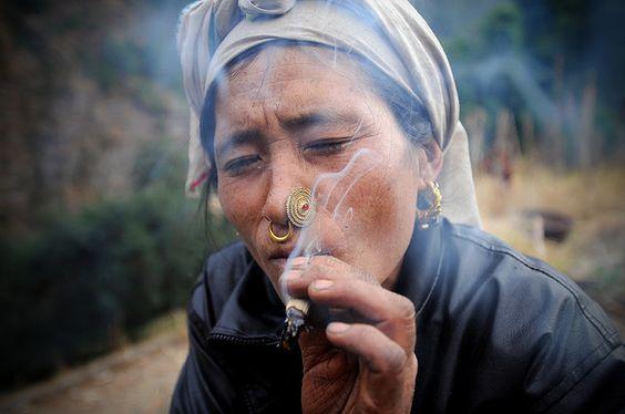 Психоактивные вещества. Шаманы Непала.