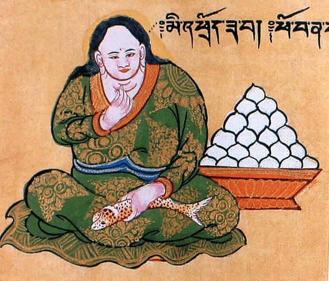 Тибетская медицина слизь. Обзор диагностики