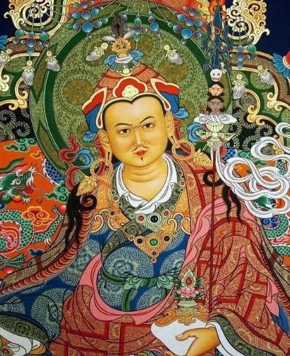 Падмасамбхава Гуру Ринпоче