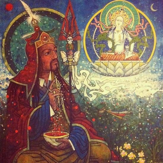 Гуру Ринпоче