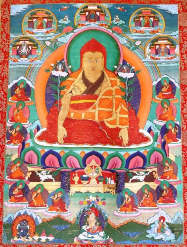 Долпопа был одним из самых влиятельных буддийских мастеров Тибета. Став сначала важным ученым традиции Сакья, он перебрался затем в монастырь Джонанг, где стал четвёртым главой этого монастырского комплекса и затем построил там монументальную ступу. Собственно, Долпопа и является тем, кто сформулировал доктрину Жентонг. Его интерпретации Махаяны и Ваджраяны вызвали дискуссии, продолжавшиеся почти 700 лет.