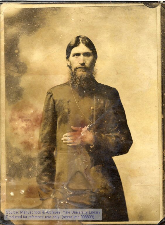 Gregory_Rasputin и смерть