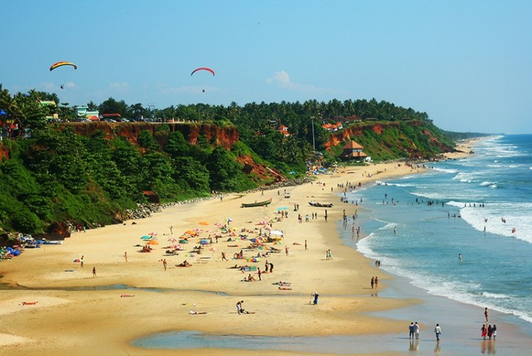 Пляжи Кералы