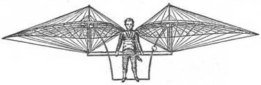 Летучий корабль. Крылья 19 века