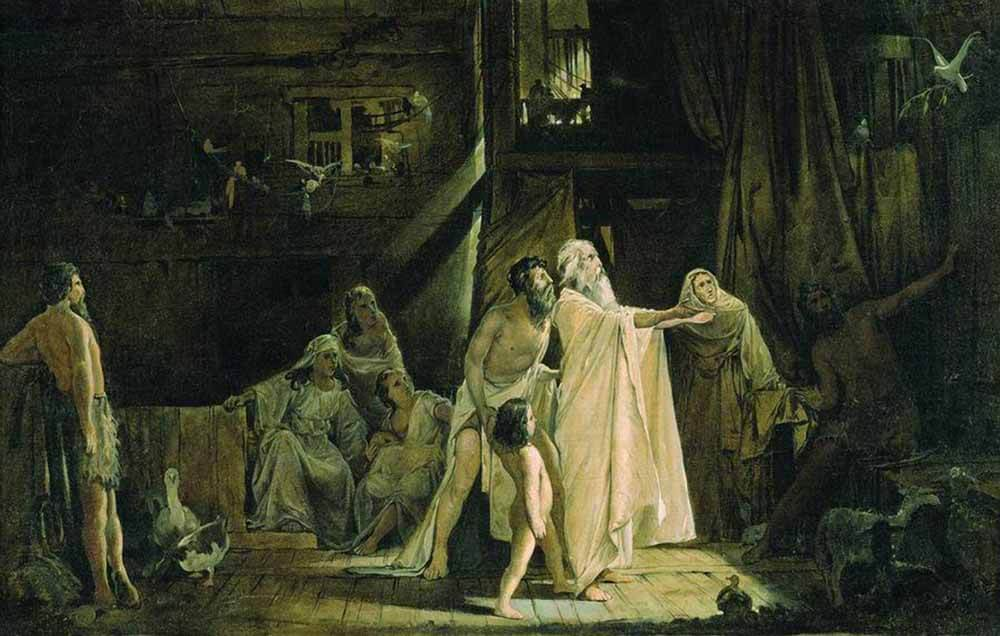 Ноев ковчег Арарат. Научные доказательства существования потопа