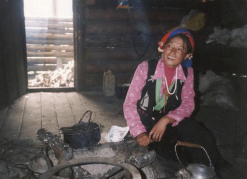 Тибетский молочный гриб