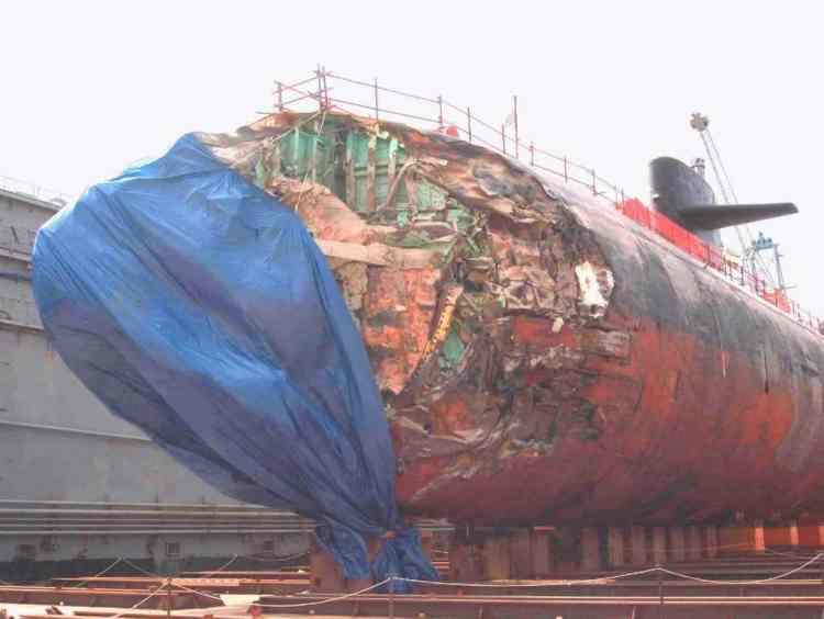 субмарина «Даккар»