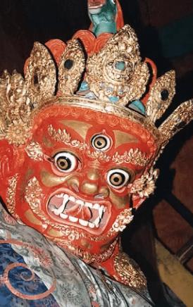 Божества Тибета