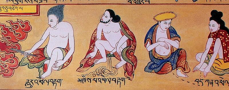 Как похудеть с помощью тибетской медицины