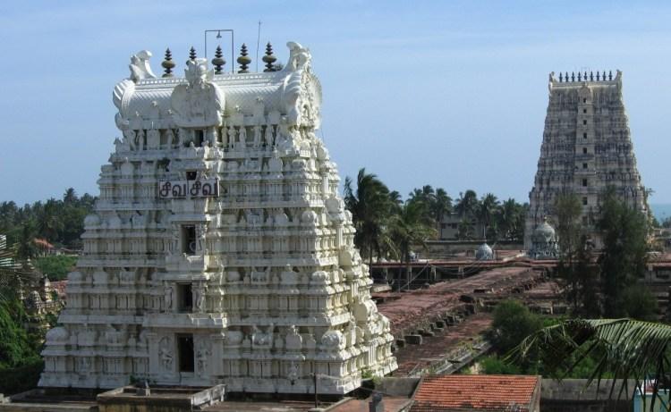 Место бога Рамы. Храм Раманатхасвами на юге Индии
