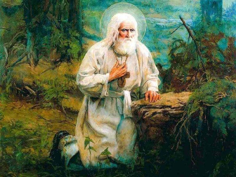 Серафим Саровский чудотворец, православный аскет. Обзор чудес