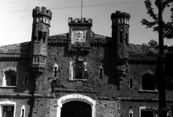 История брестской крепости. Тайна польского сражения