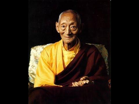 Калу Ринпоче (1905 — 10 мая 1989) — тибетский буддийский лама традиции кагью, мастер медитации. Один из первых тибетских учителей буддизма на Западе.