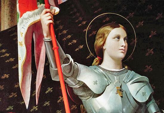 Жанна Д'Арк святая дева из Орлеана. Способность к гипнозу