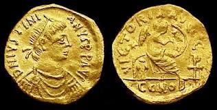 Из коллекции золотого чемоданчика(монеты)
