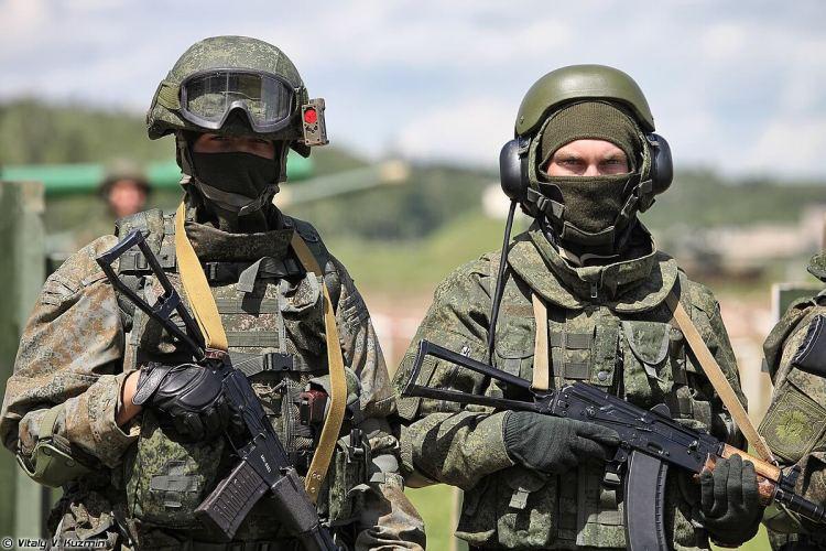 Одежда солдата XXI века. Самые современные технологии