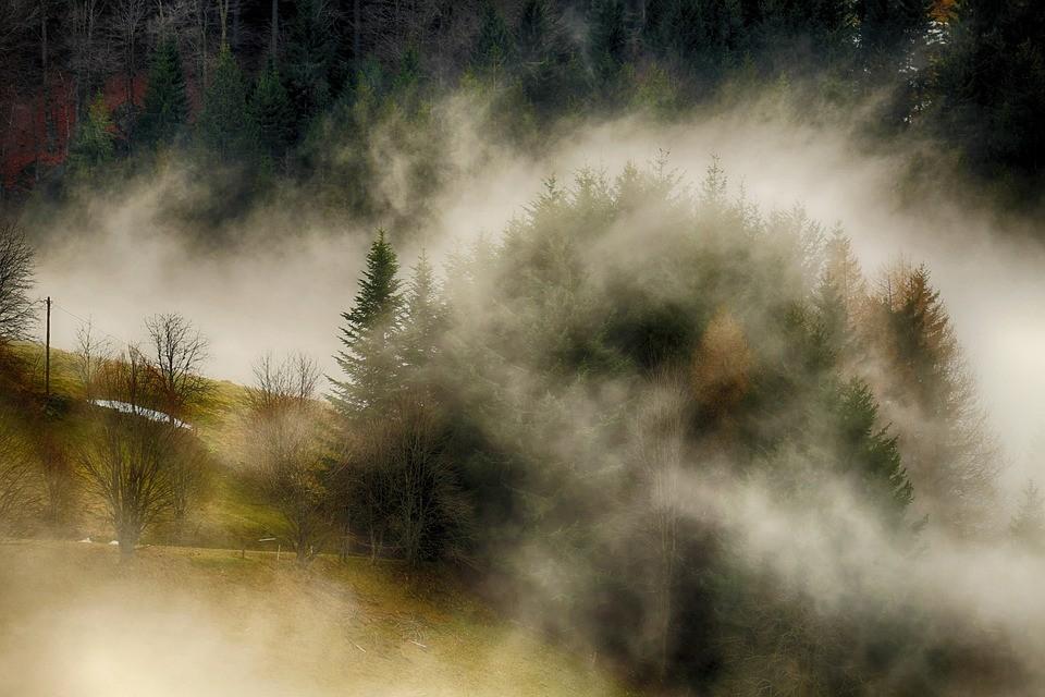 Туман атмосфера. Секрет не до конца разгадан