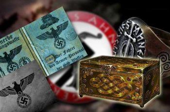 Тайны Аненербе. Золотой чемоданчик с древними сокровищами