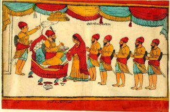 Сикхи религия Индии. Смертельный браслет. Обзор предметов