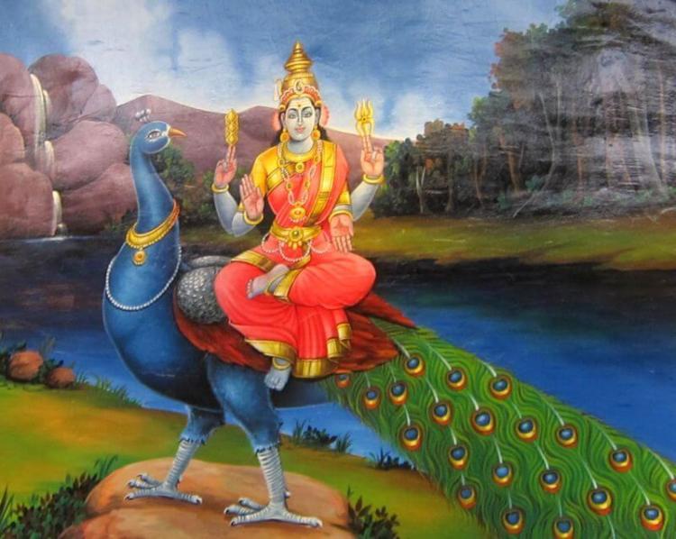 Murugan Shiva