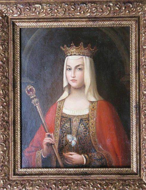 Анна Ярославна русская королева Франции