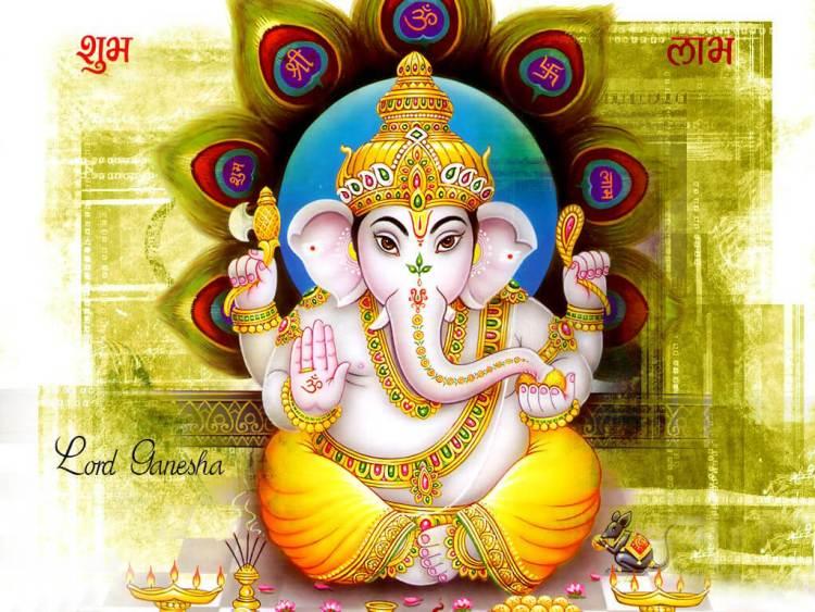 Ganesha Shiva