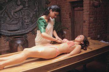 Аюрведический массаж. Обзор всех способов. Для чего используется
