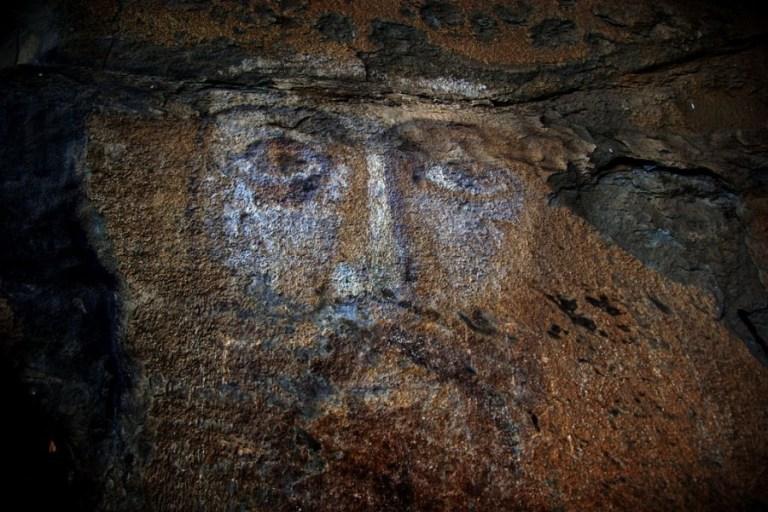 Лик Христа в Архызе. Чудо на Кавказе
