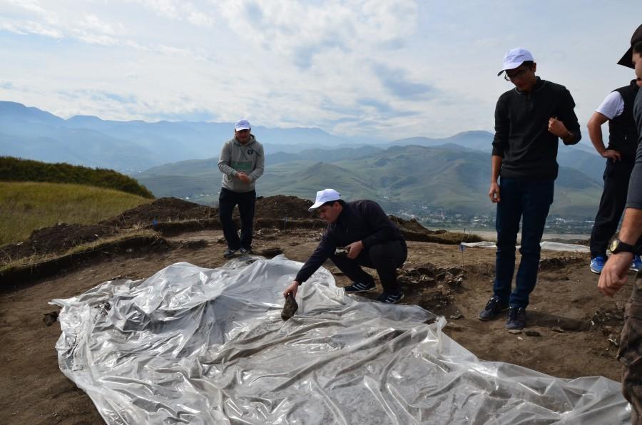 Сокровища Баксанского ущелья. Загадки Кавказа открывает географическое сообщество