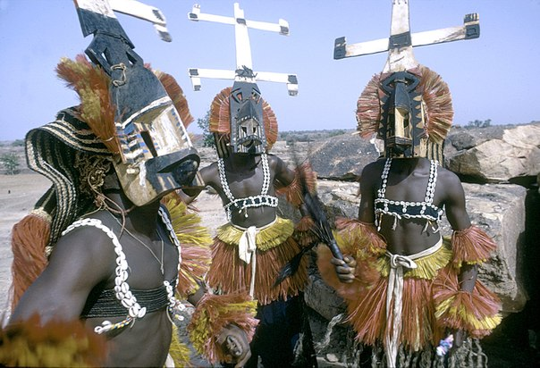 Племя догонов обладает тайными знаниями о других планетах