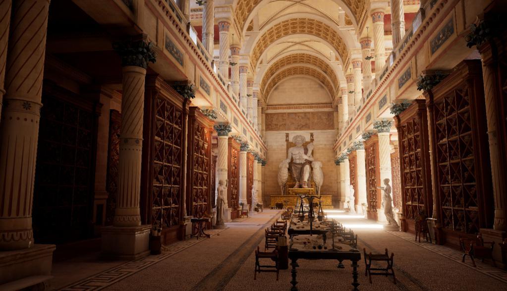 Александрийская библиотека. Какие тайны хранила
