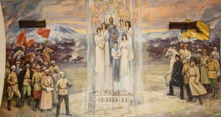 Загадка Анны Андерсон. Расстрел царской семьи
