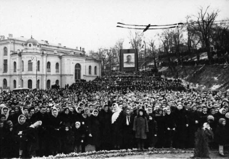 Похороны Сталина смерть 2 тысяч человек. Обзор событий