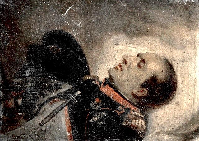 Загадка смерти Наполеона Бонапарта. Отравление мышьяком