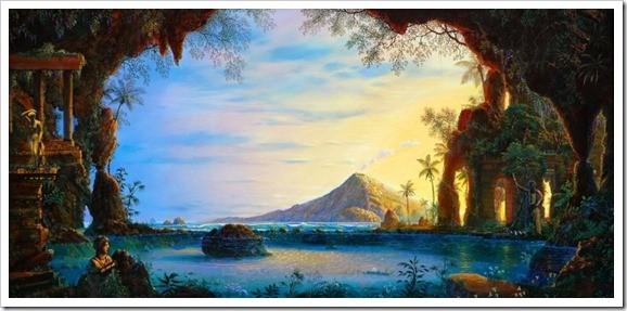 Лемурия существование древней высокоразвитой цивилицзации