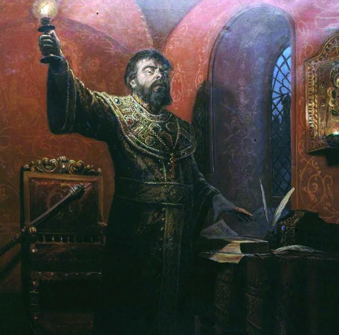 Борис Годунов и Смутное время. Бориску на царство