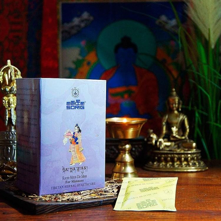 Тибетский чай для похудения Каем-Мин-Да-Шун