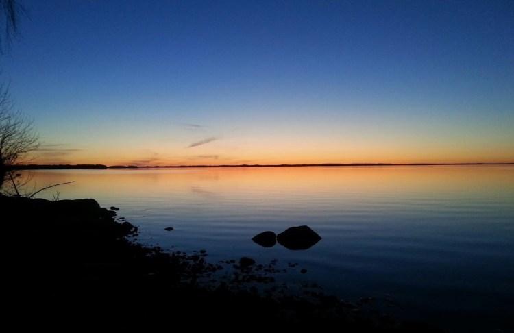 Озеро Паасселка
