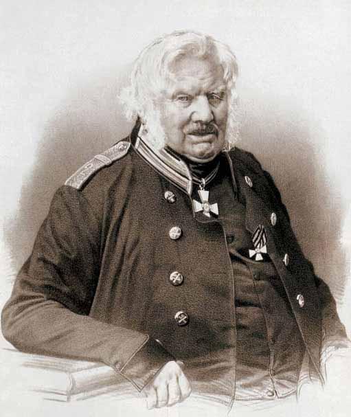 Генерал Ермолов гроза Кавказа. Умел останавливать сердце