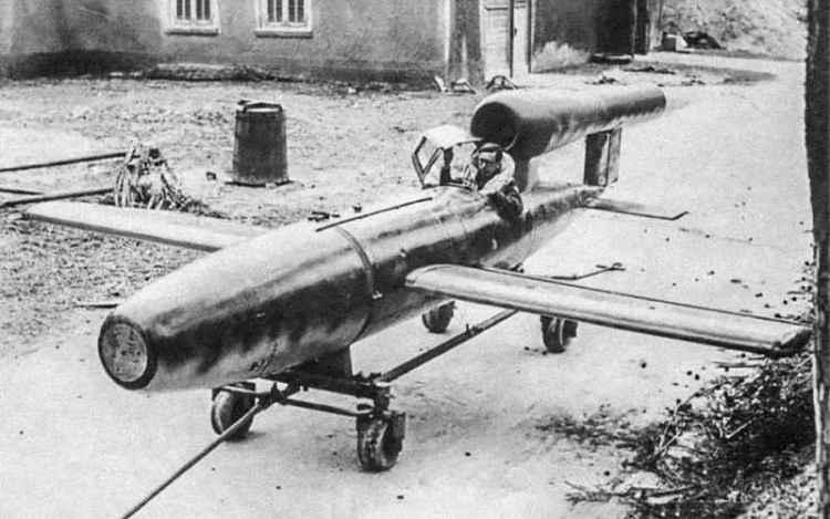 Камикадзе Третьего Рейха